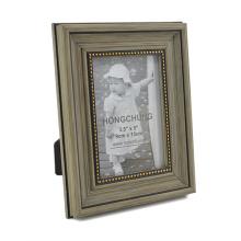 Cadre photo en plastique PS pour décoration intérieure