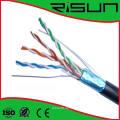 4pair UTP / STP / FTP / SFTP Cat5 / Cat5e / CAT6 Netzwerkkabel (CE, RoHS, ISO 9001)