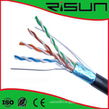 Outdoor Cable Gel Filled UTP Cat5 or FTP Cat5e