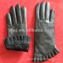 hot selling wholesale ladies fashion leather glove