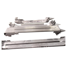 Skid Plate for Soft Cut Machine Cutting Spare Tool
