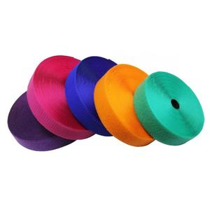 Colorful Nylon Mix Polyester Hook Loop Fastener