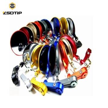 SCL-2014070065 neue Mode bunte CNC Motorrad Rückspiegel