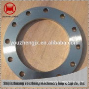 stainless steel forged plate steel flange made in China