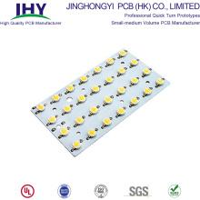 Montaje de PCB LED Placa de circuito de luz LED SMD Fabricación de PCB LED
