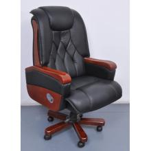 Cadeira de couro grande e alta do escritório macio (FOH-1326)
