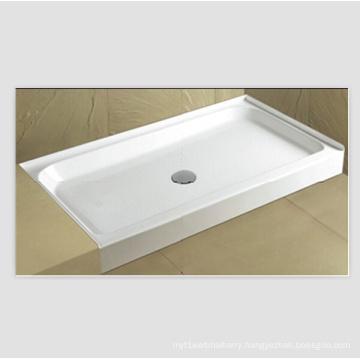 Upc Acrylic Square Alcove Tile Flange Shower Pan