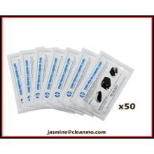 Kit de nettoyage PrinterClean Evolis A5002 compatible (pour les rouleaux de transport de cartes)