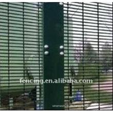 Heißer Verkauf der 358 Sicherheits-Maschen-Zaun-Fabrik