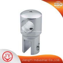 Accesorio de la barra de soporte del conector del tubo de la pantalla de ducha de cristal