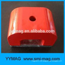 Rote Farbe alnico 5 Magnet