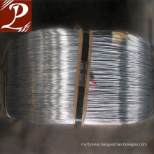high carbon strong tensile strength galvanized steel wire high quality