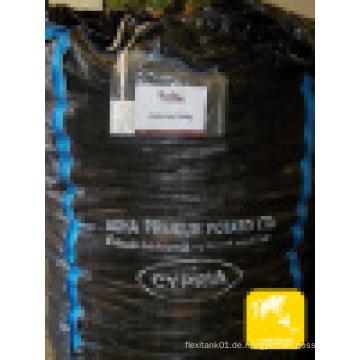 Kalzinierte Haustier-Koks-Flaschen-schwarze Tasche / große Tasche