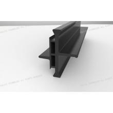 Barre de polyamide de rupture thermique de la forme 24mm PA66GF25 d'Ict pour la façade
