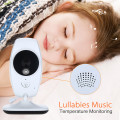 Night Vision Audio Video 7inch Baby Monitor Inalámbrico