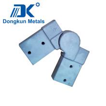 Pièces de précision en alliage d'usinage en aluminium