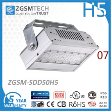 50W Meanwell Driver LED Tunnel Light 5 Years Warranty