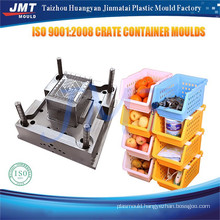 Hot new ultra high praise plastic fish crate mould