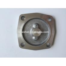 Dibujo de aluminio de encargo de hierro zinc pieza de fundición de fundición