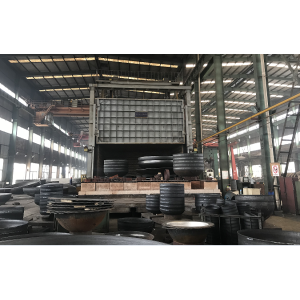 carbon material dish head for customer