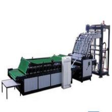 Machine à plastifier à vide pour le travail du bois