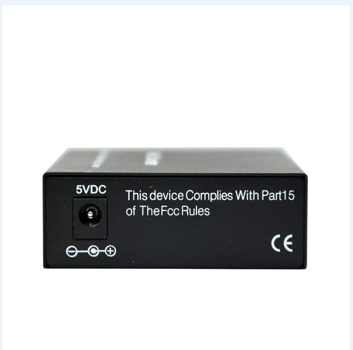 Media Converter Copper To Fiber Optic