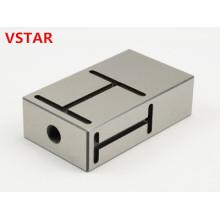 Piezas que enarezan modificadas para requisitos particulares del metal que trabajan a máquina del CNC en la alta precisión