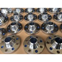 Bride en acier duplex ASTM A182 S31803 2205 F51