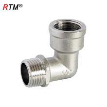 J17 4 12 7 tuberías pex-al-pex que acoplan el tubo de conexión y la tubería de conexión de reducción