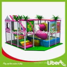 Aire maternelle de jardin d'intérieur, GS a prouvé le prix d'usine des enfants équipement commercial de terrain de jeux intérieur
