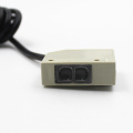 Yumo G40 Detection 10m Infraded Square Photoelectric Switch Sensor with Mirror