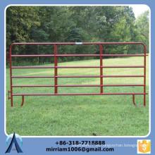 Fabricante venta directa cerca galvanizada del ganado, cerca al por mayor del ganado, cerca del ganado de la altura de 2.0m