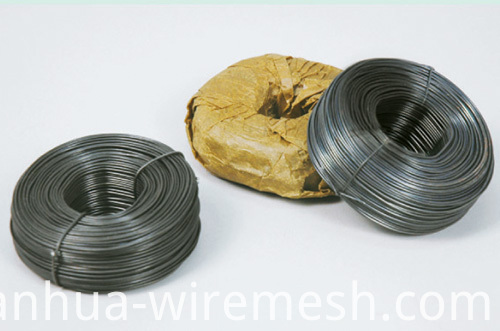 0.8MM diameter round shape Small coil tie wire (1)
