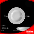 "8"" banquet durable soup dishes for five star hotel"