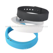 Anti-drop Bluetooth 4.0 Bracelets for Activity Tracker with Pedometer
