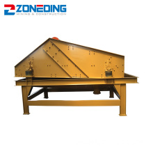 High Efficiency Dewatering Screen For Slurry Recovery