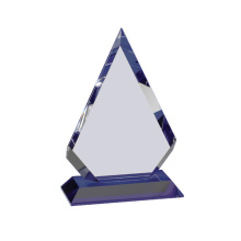 Cheap award medals crystal trophy