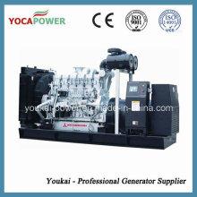 Mitsubishi Diesel Motor 930kw Wassergekühlter Dieselgenerator
