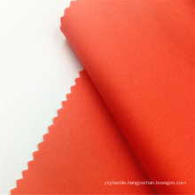 Customized Plain Dyed Cotton Spandex Clothes Fabrics