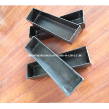 Riveted Molybdenum Boats for Sintering and Annealing