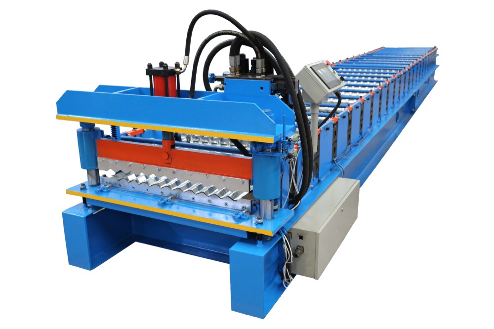 corrugated machine_