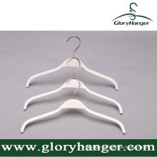 White Plywood Hanger for Clothes Shop