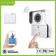 PIR Night Vision Wifi Video Door Phone