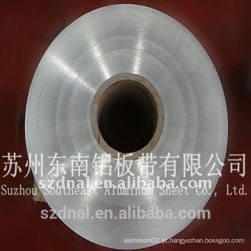 Aplicação high-end China market 5754 tira de alumínio