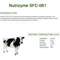 Promover la liberación de enzimas de nutrientes del alimento.