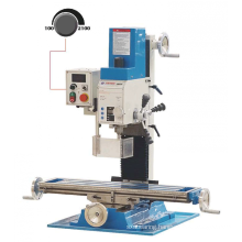 Variable speed  VM32 drilling milling machine