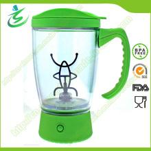 800ml große Kapazität elektrische Protein Shaker Flasche