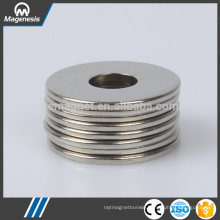 Competitive price hotsell n35 ring rare earth ndfeb magnet