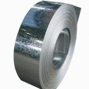 Zero Spangle 0.45mm Thickness Galvanized Steel Tape