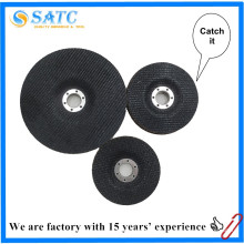 almohadillas de refuerzo de fibra de vidrio para discos de corte de ruedas (T27 / T29) Acerca de